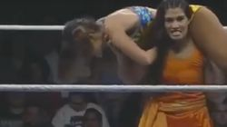 Kavita Devi, The Salwar-Kameez-Clad Wrestler, Has Become The First Indian Woman To Fight In The WWE