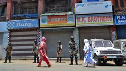 Restrictions In Kashmir Valley Lifted After 3 Days Of Shutdown Over Hizbul Commander's