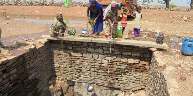For The Sahariya Tribe Of MP, Water Management Is The Essence Of