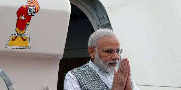 5 Foreign Policy Trends In Three Years Of The Modi