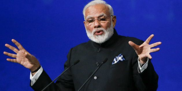 PM Modi Invites The World To Invest In India, Lists Out Opportunities In Tech, Railway,