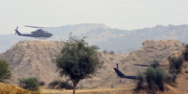 Must Patrol In Disputed Territories, Says China In Defense Of PLA Choppers In India's
