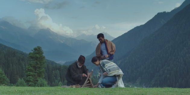 WATCH: This Viral Ad On Kashmir Proves That It's The 'Warmest Place On