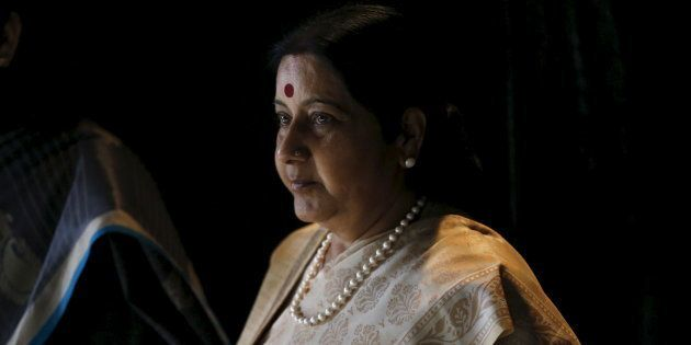 Kashmir Issue Must Be Solved Bilaterally, Can't Be Taken To ICJ, Says Sushma