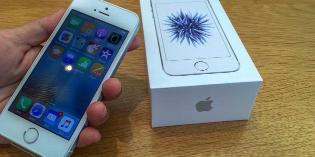 Apple Slashes Rates, Doubles Storage For iPhone SE In