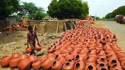 The Potter's Wheel Spins Vessels Of Hindu-Muslim Amity In Gandhi's