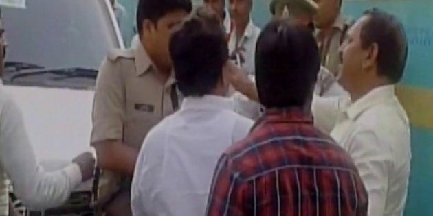 Why The News Of An Errant BJP MLA Abusing A Traffic Cop In Lucknow Doesn't Shock