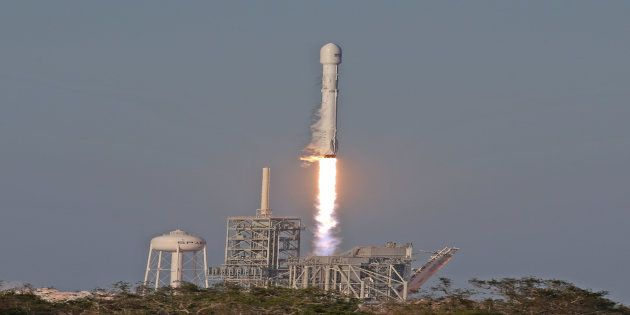 SpaceX Becomes The First Space Agency To Successfully Launch And Land A Used