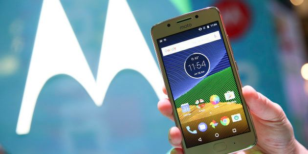 Lenovo Launches Moto G5 In India Exclusively On Amazon For