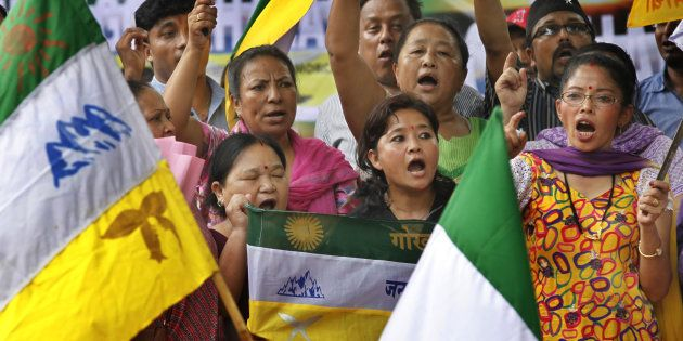 Mamata Says 'Let Them Protest' As Army Lands In Darjeeling To Control Gorkha Janmukti Morcha