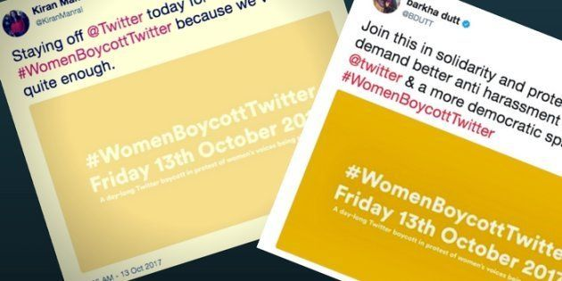 The Day Indian Women Logged Out Of Twitter To Protest Online
