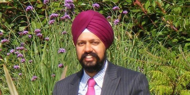 Tanmanjeet Singh Dhesi, 38, won from the Slough constituency in the UK general elections on