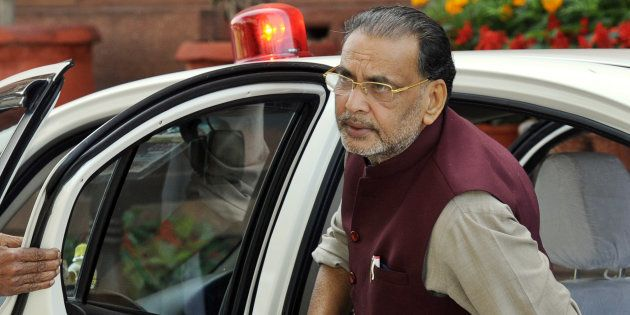 File photo of Radha Mohan Singh, Union Agriculture