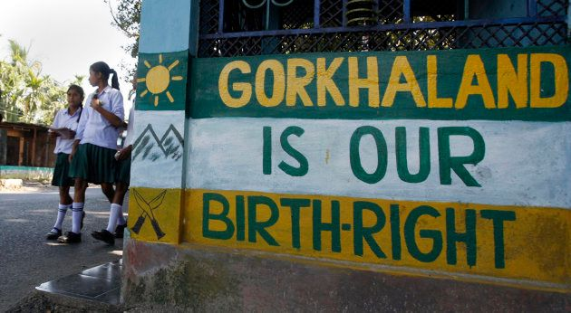 Why GJM Chief Bimal Gurung Wants To Step Up The Demand For