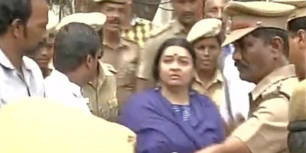 Jayalalithaa's Niece J Deepa Denied Entry Into Former Tamil Nadu CM's