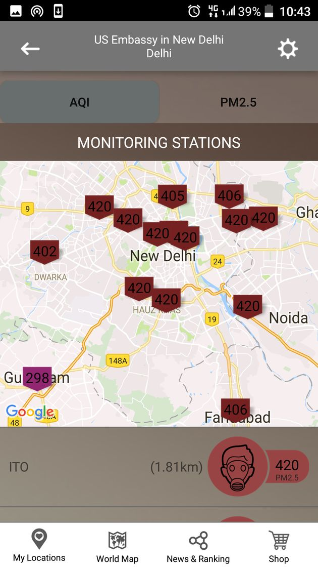 Dangers Of Declining Air Quality In Delhi No One Tells You