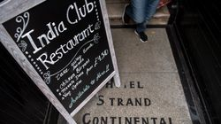 On The Verge Of Being Demolished, London's Iconic India Club Serves Average Food And Fascinating