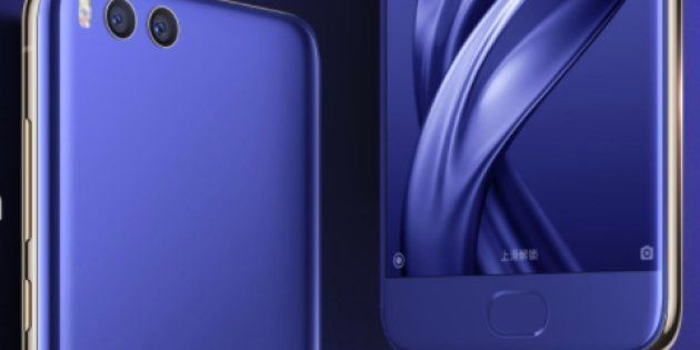 Xiaomi Launches Mi 6 With Snapdragon 835 And Dual