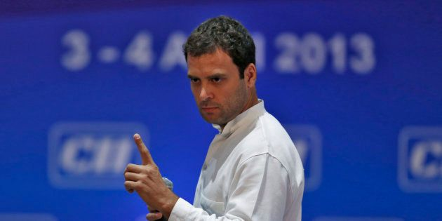 Calling Rahul Gandhi 'Pappu' Has Cost This Congress Leader His Party