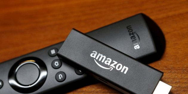 Amazon Launches Fire TV Stick Streaming Device At ₹3,999 In