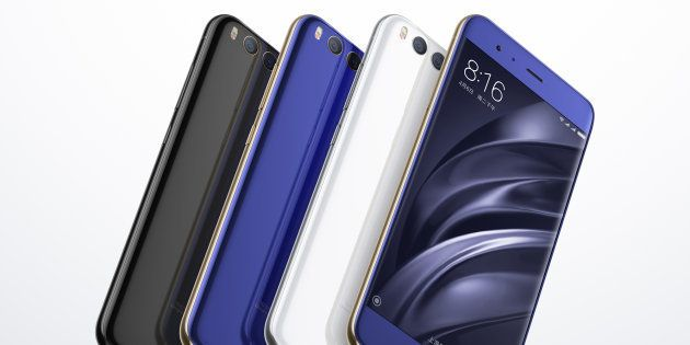 The Specs Showdown: Xiaomi Mi 6 v OnePlus 3T v Xiaomi Mi 5 v Samsung Galaxy