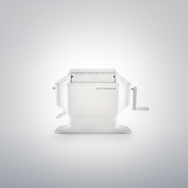 Now, A Hand Operated Washing Machine That Will Save You Water And