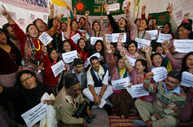 Why The Demand For Gorkhaland Has Landed The BJP In A Hot