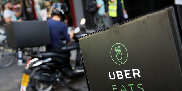 Uber's Food Delivery Service Makes Its India Debut In