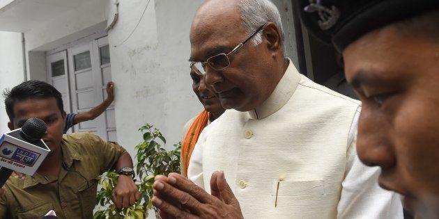 Bihar Governor Ram Nath