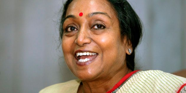 Why The Opposition Is Now Pushing For Meira Kumar As Presidential