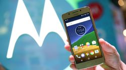 Moto G5: A Clunky Budget Phone With A Good Battery