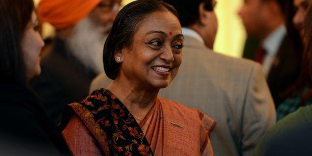 Congress-Led Opposition Names Meira Kumar As Their Presidential