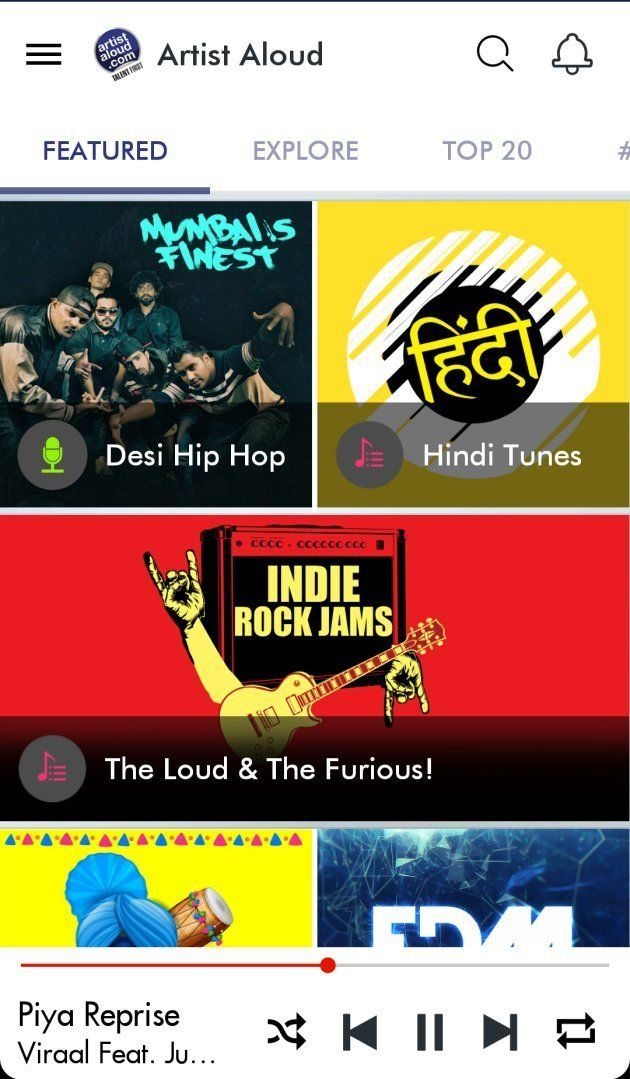 Artist Aloud Wants To Be India's Go-To Indie Music Discovery
