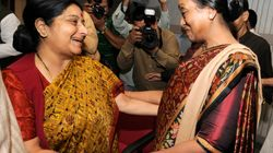 WATCH: Not So Long Ago, Sushma Swaraj Told Meira Kumar She Was Smitten By