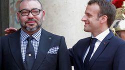 Attaque à Strasbourg: Le roi Mohammed VI écrit au président Emmanuel