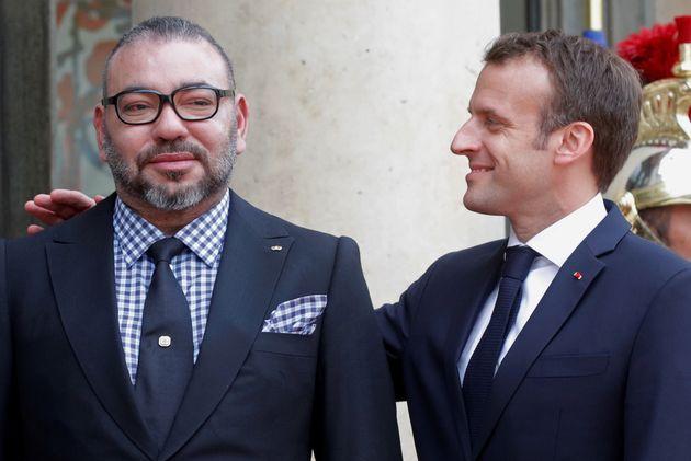 Attaque à Strasbourg: Le roi Mohammed VI écrit au président français Emmanuel