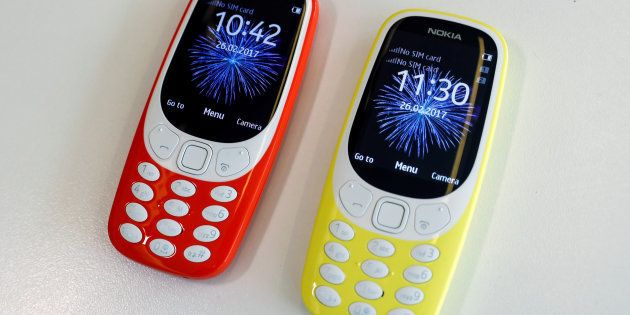 Nokia 3310 Launched In India For ₹3310, Will Be On Sale From 18