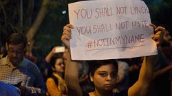 The #NotInMyName Protests Aren't Perfect, But Here's Why Turning Up For One