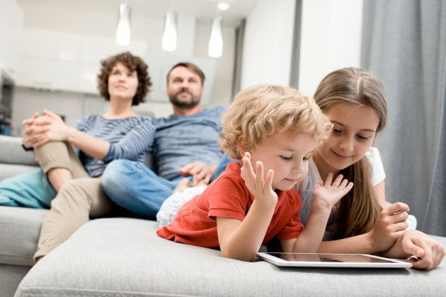 Don't Judge, Say Parents Who Embrace Screen Time For Their
