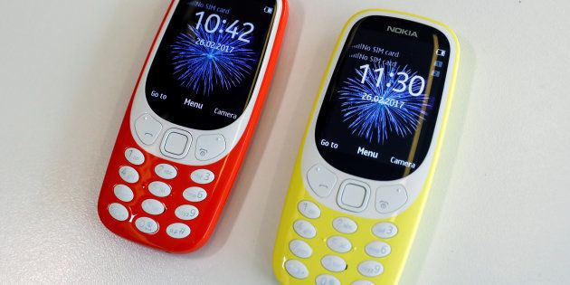 Phonemakers Are Ripping Off The Nokia 3310 Design To Ride The