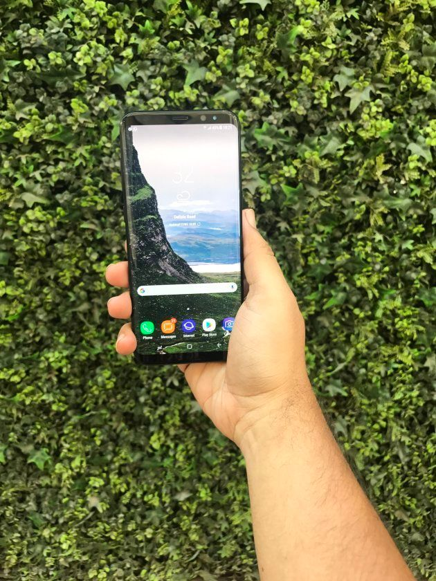 The Galaxy S8+ Review: A Truly Stunning Display Makes This Device A Joy To