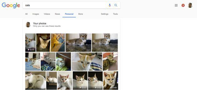 Here's How You Can Search For Your Personal Photos Saved On Google And Mails From Google