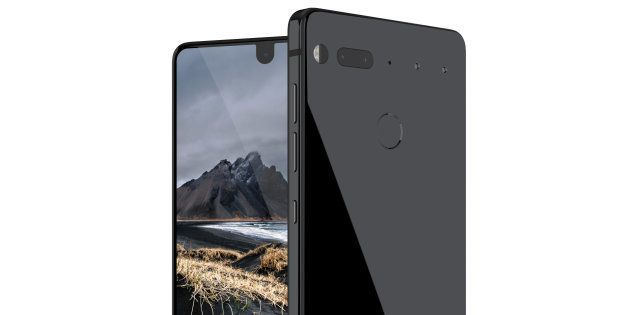 Here Are The Details Of The Essential Phone, Backed By Android Founder Andy