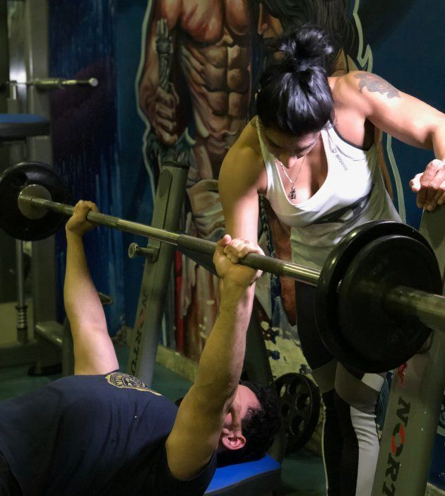 Fighting Haryana's Patriarchy, This Bodybuilder Wants To Make History For
