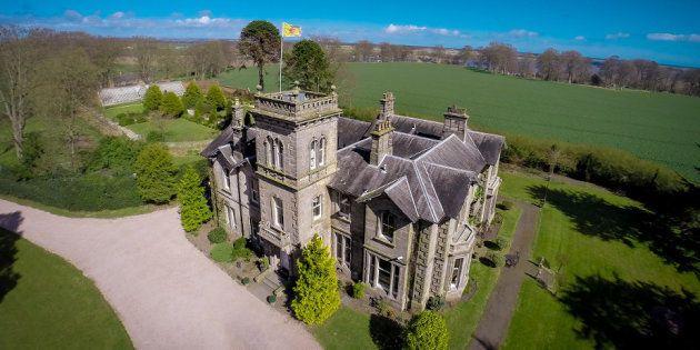 Indian Billionaire Buys 2 Million Pound Scottish Mansion For University Bound
