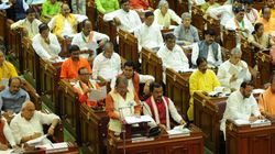 Uttar Pradesh Lawmakers Can't Let Go Of This Dirty