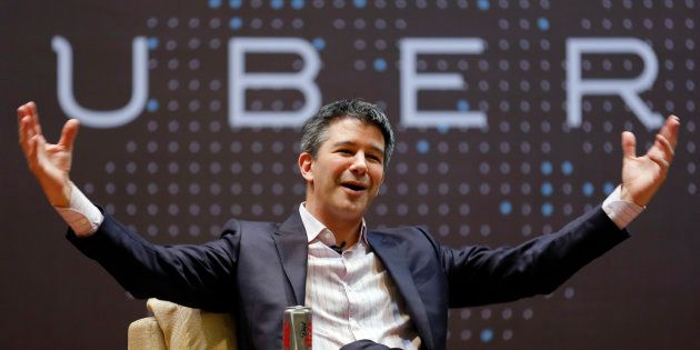 Uber CEO May Temporarily Step Away From The Post: