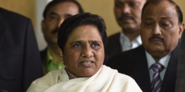 Mayawati's Rajya Sabha Resignation Could Be The Beginning Of Her