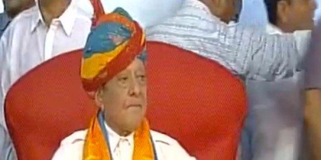 Shankarsinh Vaghela Quits Congress, Says 'I Am A Free Bird