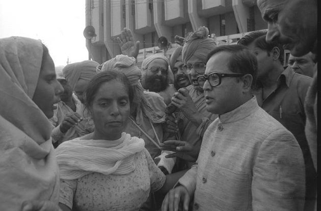 PHOTOS: Here's A Glimpse Into Pranab Mukherjee's Early Years As A